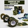 TOQUE hace que su pistola de juguete Nerf pistola de accesorios de Camuflaje Estilo militar Al Aire Libre del Camuflaje de Sigilo Wrap Impermeable Durable