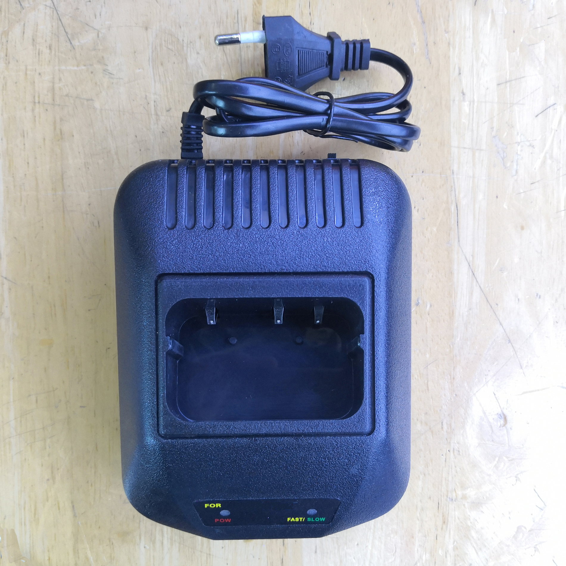 NI-MH Battery Charger For Kenwood TK-3207/2207/3207G/2207G Etc Walkie Talkie For KNB-29N Battery  Only 220V