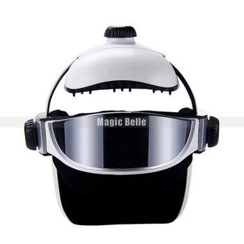 New Eye Mask Massage reduce work pressure Air Pressure Muscle Stimulator vibration massage machine