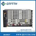 Original 19inch Huawei MA5683T in Fiber Optic Equipment with 2 SCUN 2 X2CS 2 PRTE