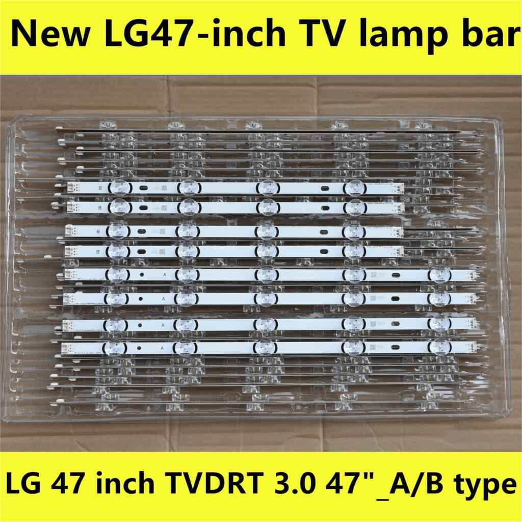 "Originele Led Backlight Strip Voor Lg 47 ""Tv Innotek Drt 3.0 47"" 47LB6300 47GB6500 47LB652V 47lb650v LC470DUH 47LB5610"