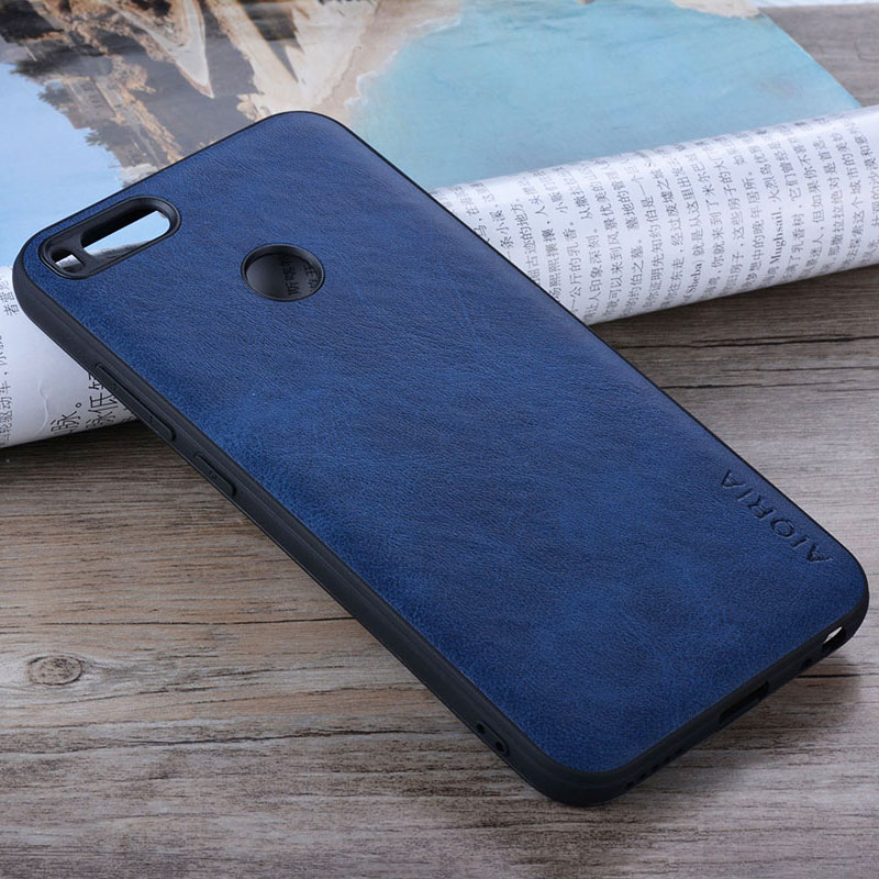 Pour Xiao mi mi A1 étui de luxe Vintage en cuir housse de téléphone coque pour xiaomi mi A1 5X funda coque capa affaires style Vintage