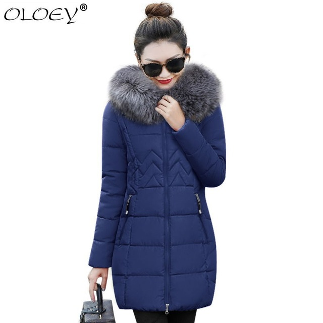 53737682d21 Plus size women jacket coat 2018 New Ukraine 6XL Plus size womens down  jackets Hooded Long Coat Female Parkas Winter Outwear