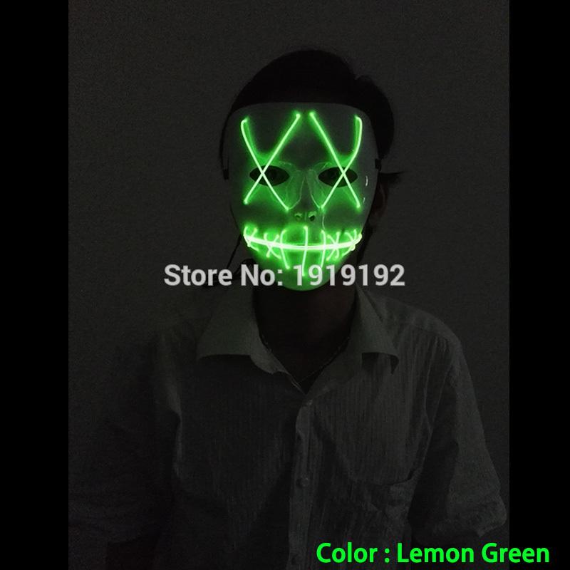 HTB1dznqRVXXXXbHXVXXq6xXFXXXr - Mask Light Up Neon LED Mask For Halloween Party Cosplay Mask PTC 260
