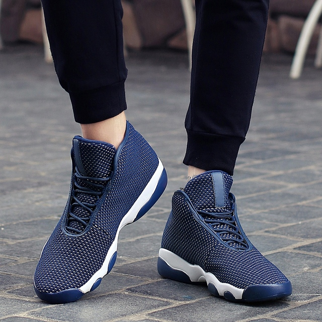 Weweya Men Basketball Shoes Sport 2018 Training Sneakers High Quality Basketball Boots Outdoor Boy Athletic Shoe Breathable Cool
