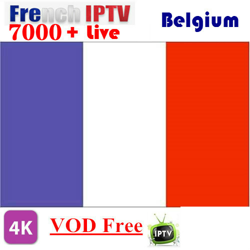 IPTV <font><b>Belgium</b></font> IPTV French IPTV Dutch IPTV Android support m3u enigma2 4000 live + EPG Arabic /UK /french android image