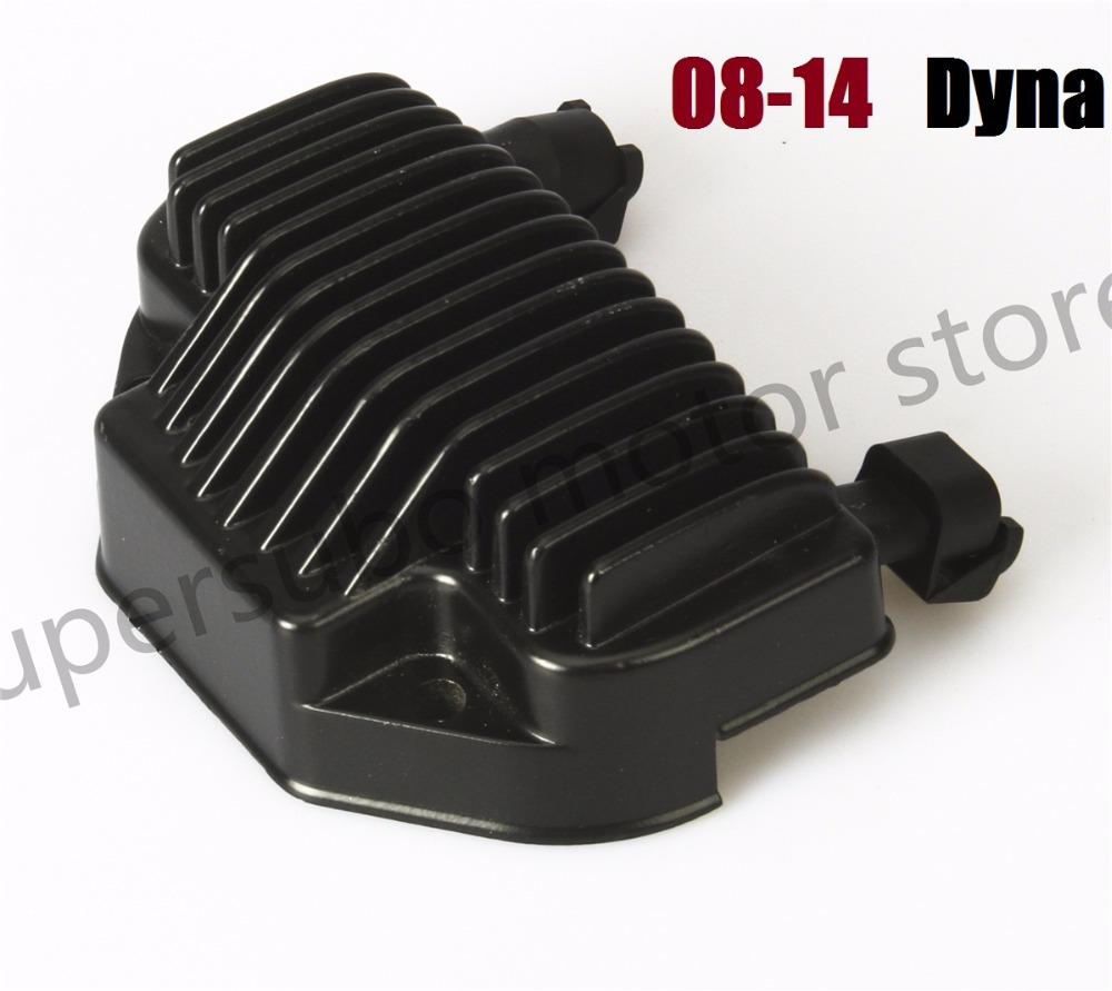 Motorcycle Voltage Regulator Rectifier For Harley Dyna models  08-14 74631-08 40A 3 Phase voltage regulator rectifier for polaris rzr xp 900 le efi 4013904 atv utv motorcycle styling