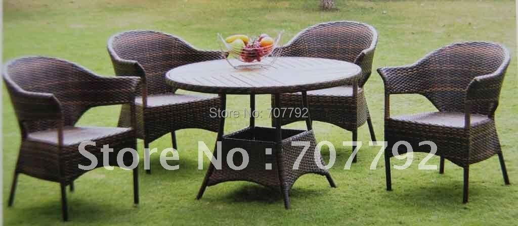 venta caliente sgza redonda de cristal mesa de muebles de exterior china
