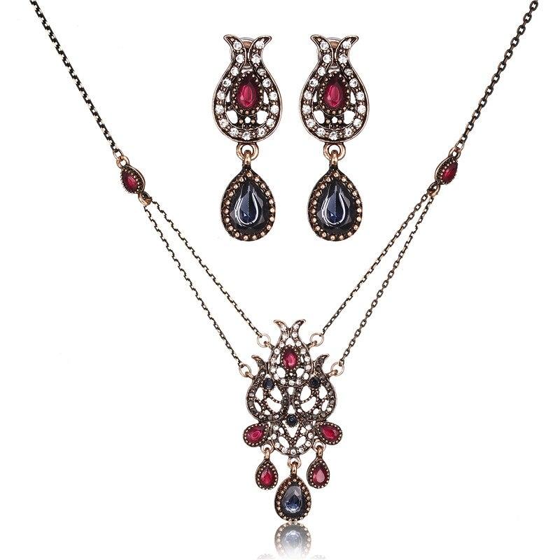 Turkish Women Party Jewelry...
