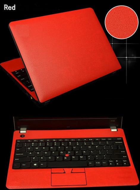 KH Laptop Carbon fiber Crocodile Snake Leather Sticker Skin Cover Guard  Protector for Lenovo ideapad 100S 36216577a05f