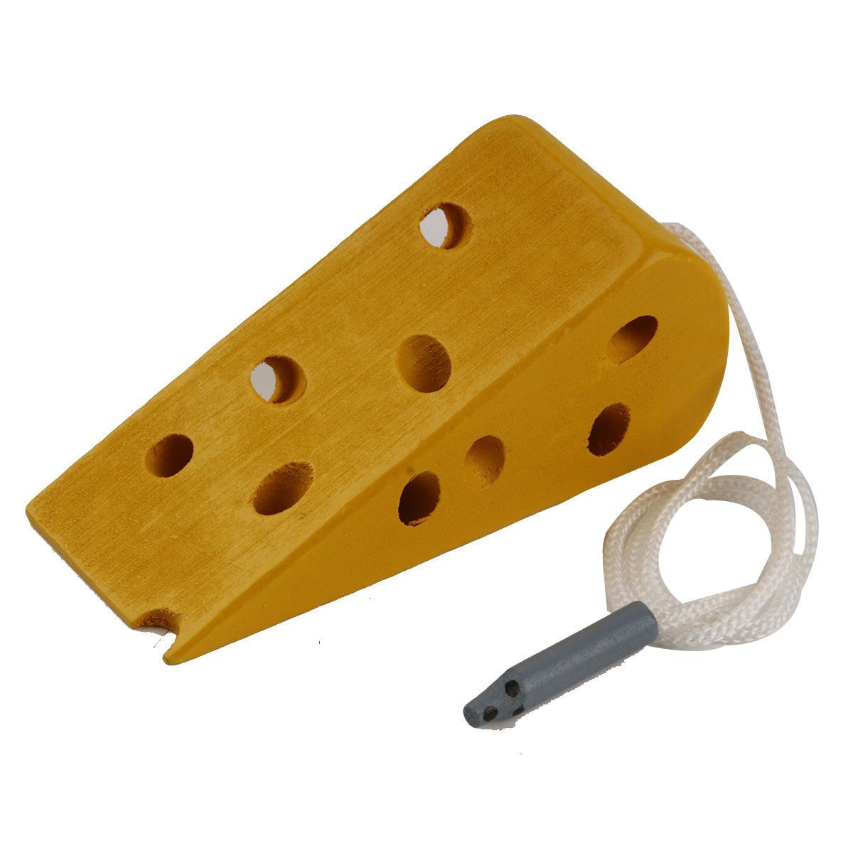 Learning Education Toys Wood Baby Kindergarten Mouse Thread Cheese Montessori Wooden Toy for Children Plaything Early Learning