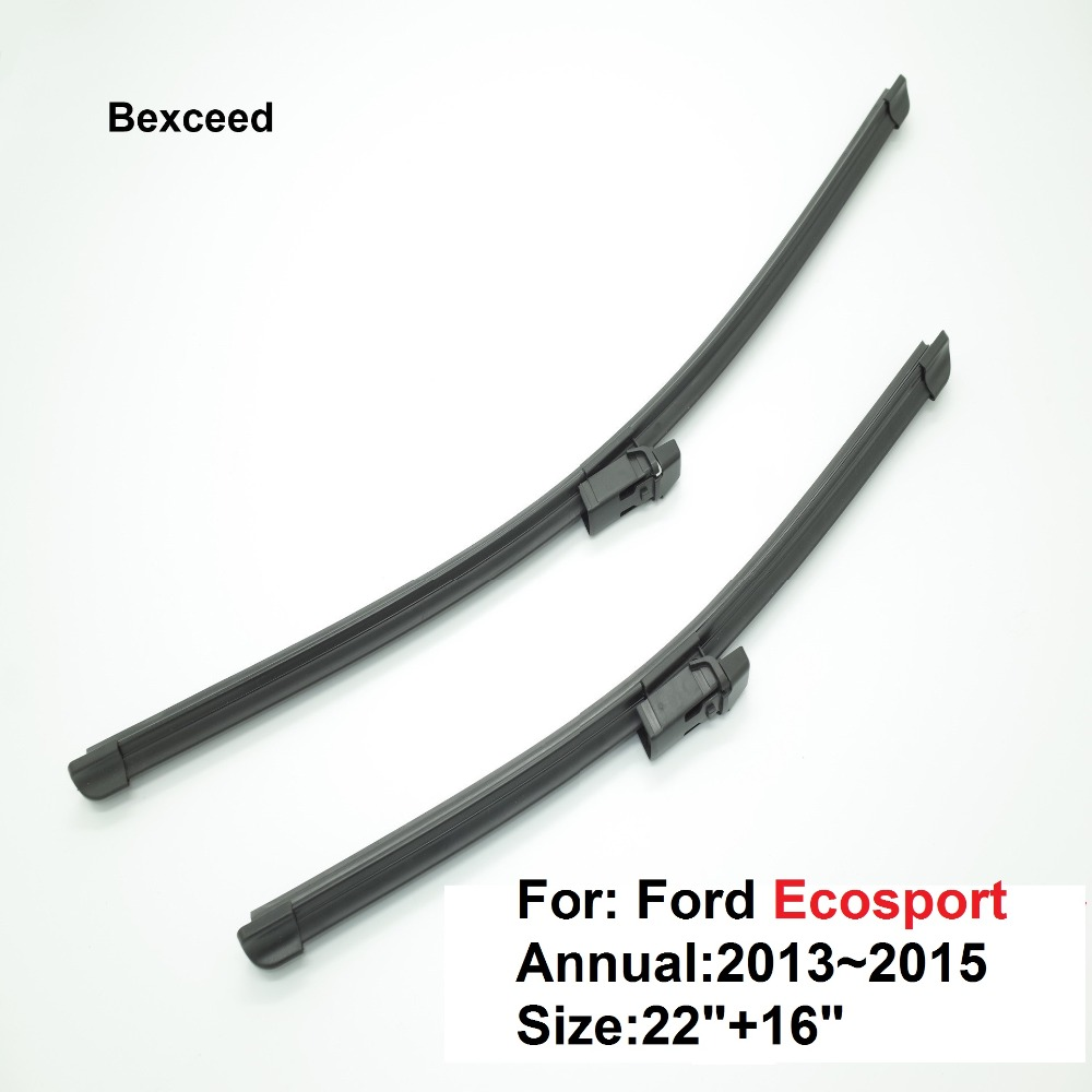 New high quality bexceed of car windshield 1 pair 22 16