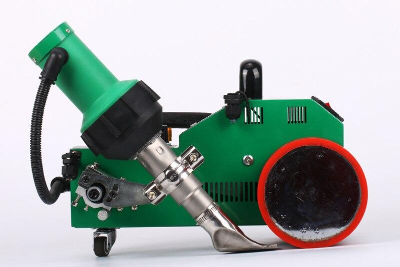 Handheld 2000 W Geomembrana De Plástico de Ar Quente Soldador máquina