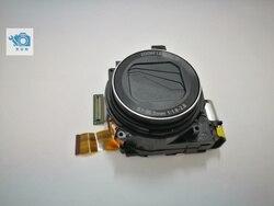 Test OK 95% nowy bez zarysowań oryginalny czarny do obiektywu Cano G15 z ccd użyj części do naprawy aparatu|Części ciała|Elektronika użytkowa -