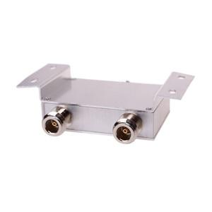Image 3 - power splitter 2 way  power divider 380~2500MHz N Female for 2G 3G 4G booster repeater amplifier