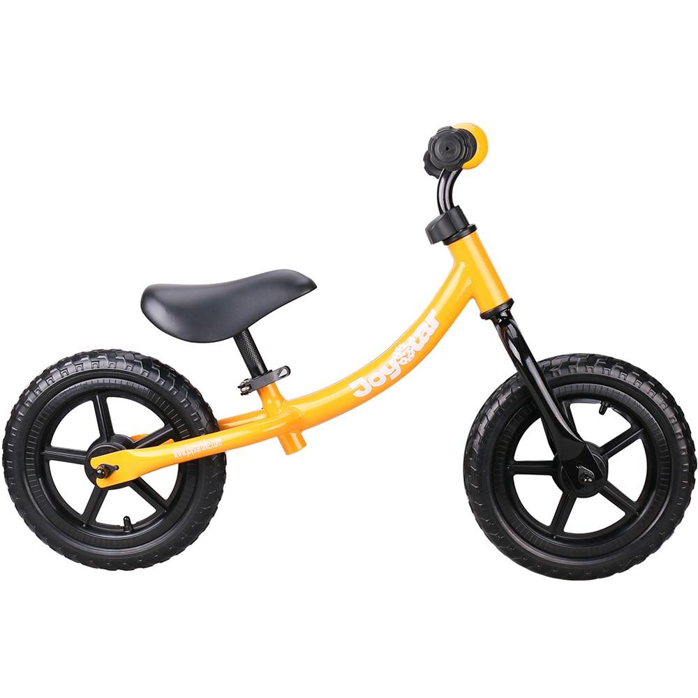 Joystar 12 Inch Balance Bike Ultralight Kids Riding Bicycle 1-3 Years Kids Learn to Ride Sports Balance Bike Ride on Toys