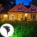 Уличный Рождественский лазерный проектор на солнечной батарее, светильник небесно-звездный, сценический, душевой, IP65, ландшафтный садовый ...