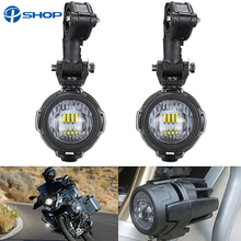 For BMW R1200GS Front Brackets fog light for Led Driving Lights for BMW R 1200 GS
