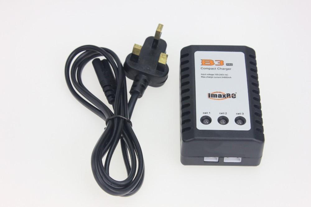 F08474 IMAX RC B3 Balance Charger for 2S 3S 7.4V 11.1V Battery EU US UK AU Plug