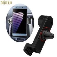 360 Rotation Car Air Vent Mount Holder for Samsung Galaxy S7 Edge S6 S5 S4 Note 7 5 4 3 A8 A7 A5 A3 J1 J2 J3 J5 J7 E7 E5 On7 On5