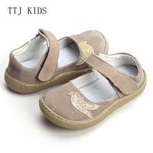 TTJ/Детская Высококачественная обувь из натуральной кожи для маленьких девочек; модная обувь; кроссовки Mary Jane;