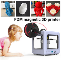 Easythreed 3D Printer Fully ABS Metal Enclosed Frame 3D Printer 10 40MM/S Portable Educational Household 3D DIY Printer