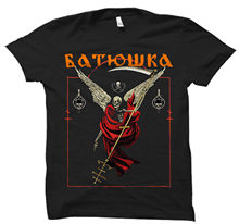 BATUSHKA T SHIRT MGLA BOLZER Behemoth GRAVELAND MAYHEM TORMENTOR Size S-3XL T-Shirt Short Sleeve Fashion Shirt Top Tee