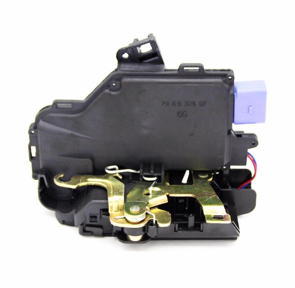 3D1837016A 3D9 837 016 FRONT RIGHT SIDE DOOR LOCK ACTUATOR CENTRAL MECHANISM FOR VW TOUAREG (7LA, 7L6, 7L7) 2002-2010