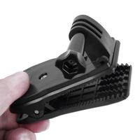 screw gopro PC Material 360 Degree Rotatable Quick Attach Bag Holder Clip Multi-functional Backpack Clamp with Screw for GoPro 4 3+ 3 (5)