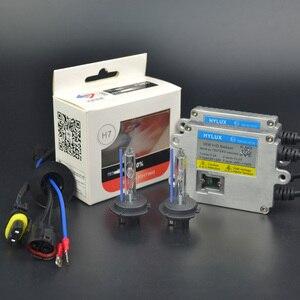 Комплект Ксеноновых Ламп Hylux A2088, 1 комплект, 35 Вт, H1, H3, H7, H11, 9005, HB3, 9006, HB4, 9012, HIR2, с функцией быстрого запуска