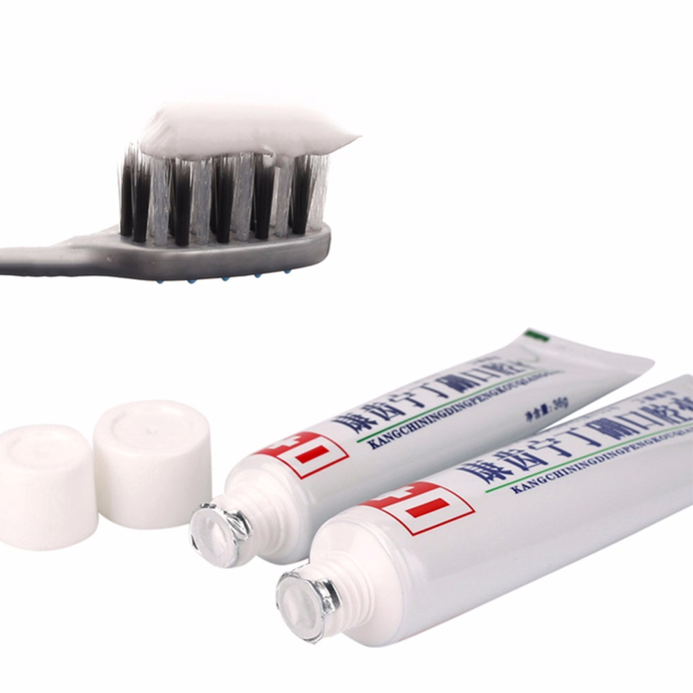 1pcs Toothpaste Analgesic Dentist Toothpaste Gum Swells Teeth Bad Breath Oral Cavity Inflammatory Oral Paste 55g Newest