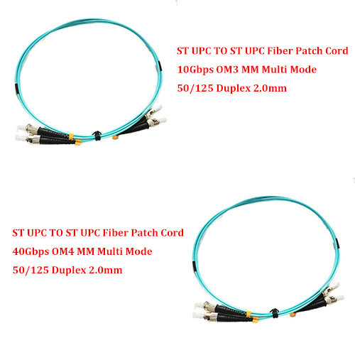 50 Pieces 5.0 Meter LC UPC 40 Gpbs 50//125 OM4 MM Multi Mode Fiber Pigtail 0.9mm Simplex