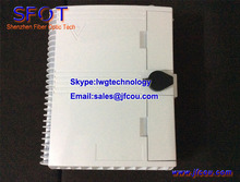 Mejor material, 1*16 caja de distribución, 16 Núcleos FTTH Caja de Distribución en el proyecto de FTTH, adecuado para aplicaciones interiores y exteriores