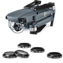1 шт. YC объектив Фильтры УФ CPL ND4 ND8 ND16 Объектив для камеры фильтр для Mavic Pro Drone