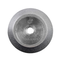 Diamond Grinding Wheel (SDC or CBN optional) for End Mill Grinder Grinding Machine MR X5  X7  F6  90x16.2x12.7 mm|Tool Parts| |  -
