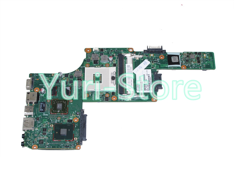 NOKOTION For Toshiba Satellite L630 Notebook PC V000245050 Motherboard HM55 DDR3 HD5430 Discrete Graphics hot new free shipping h000052580 laptop motherboard fit for toshiba satellite c850 l850 notebook pc video chip 7670m