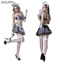 21be966f8f02 Promoción de Halloween Costume French Maid - Compra Halloween ...