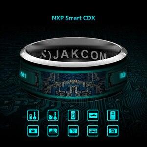 Image 4 - Anéis inteligentes wear jakcom sr3 nfc, nova tecnologia mágica para iphone samsung htc sony lg ios android windows nfc móvel telefone móvel
