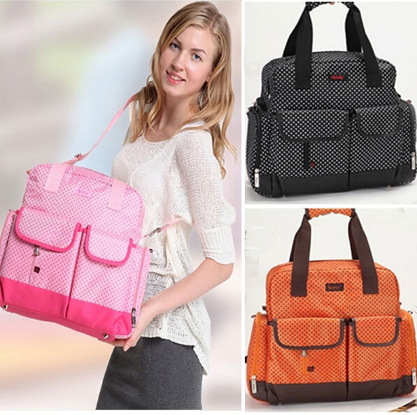 Skinly Free shipping Backpack Mummy Baby Diaper Bags,Nappy Bags For Mom,Stroller Bags For Maternity Mother 6 colors free shipping multi function inner container hobos nappy diaper baby diaper predelivery bags backpack hanging