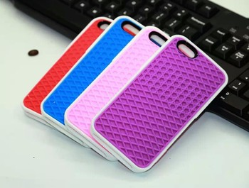 VANS Waffle Case For Apple iPhone X 10 8 7 6 6S 5 5s 7 plus SE Cover Soft Rubber Silicone Waffle Shoe Sole Mobile Phone Funda 3