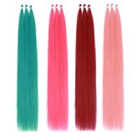 Пряди для горячего наращивания волос