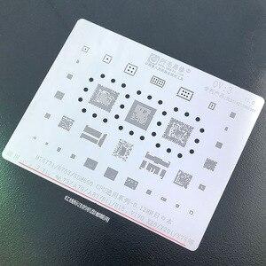 Трафарет для телефона AMAO, трафарет BGA для VIVO X20 X20i Y75 MT6771 MT6763 SDM660 CPU Power WIFI Nand IC