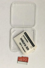 PSV 64 GB/32 GB Jogo Carrinho De Memória para PS VITA (HENkaku 3.65-3.68 Cortado)