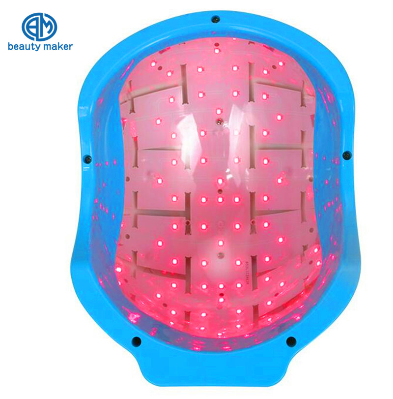 Infrared Hair Regrow Laser Helmet Prevent Loss Hair Fast Regrowth Laser Treatment For Men and Women
