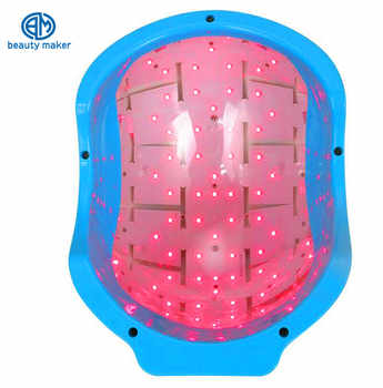 Infrared Hair Regrow Laser Helmet Prevent Loss Hair Fast Regrowth Laser Treatment For Men and Women Anti Hair Loss Free Shippng - DISCOUNT ITEM  0% OFF All Category