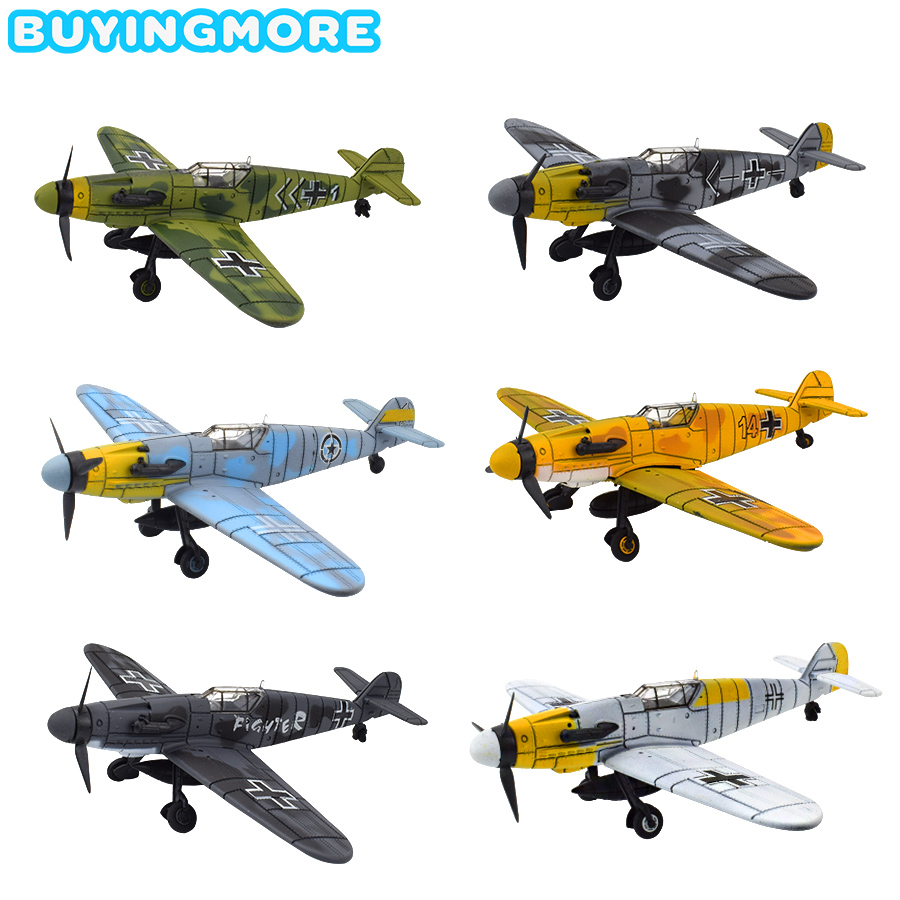 1 PCS Assembly Fighter Model Kit Toys For Boys Creative Aircraft Plastic Military Handmade Model Toy Decoration Collection Gifts