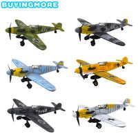 1 PCS Montage Kämpfer Modell Kit Spielzeug für Jungen Kreative Flugzeuge Kunststoff Military Handgemachte Modell Spielzeug Dekoration Sammlung Geschenke