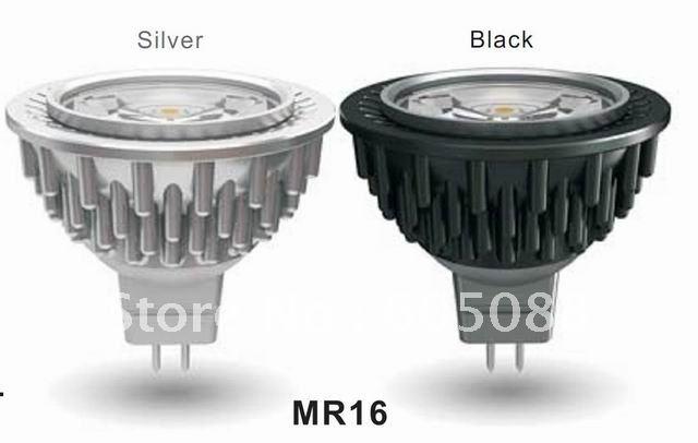 4 5w mr 16 spot font b led b font energy saving lamp 12V AC DC