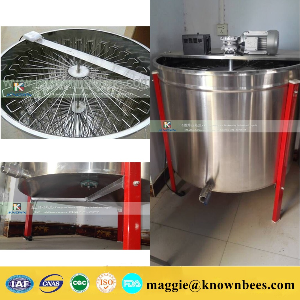 Commercial Automatic Reversible 20 Frames Electric Honey Extractor summer promotion new 20 frames honey extractor