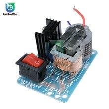 15KV DC напряжение дуговой зажигания Генератор Инвертор повышающий 18650 трансформатор люкс 3,7 в высокая частота